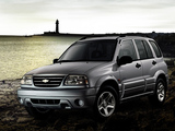 Images of Chevrolet Tracker 2006