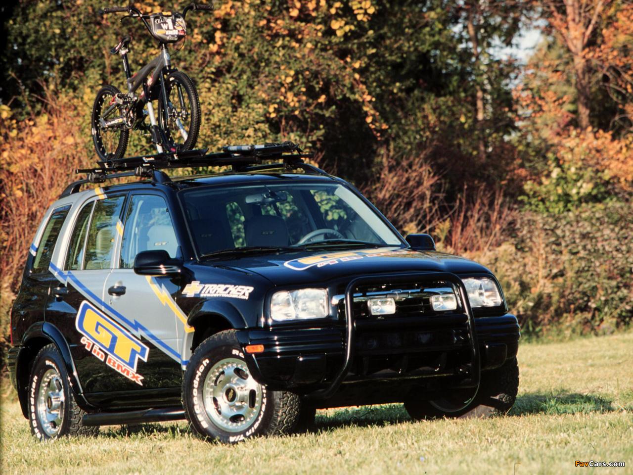 Photos of Chevrolet Tracker (1280 x 960)