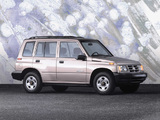 Photos of Chevrolet Tracker 1989–98