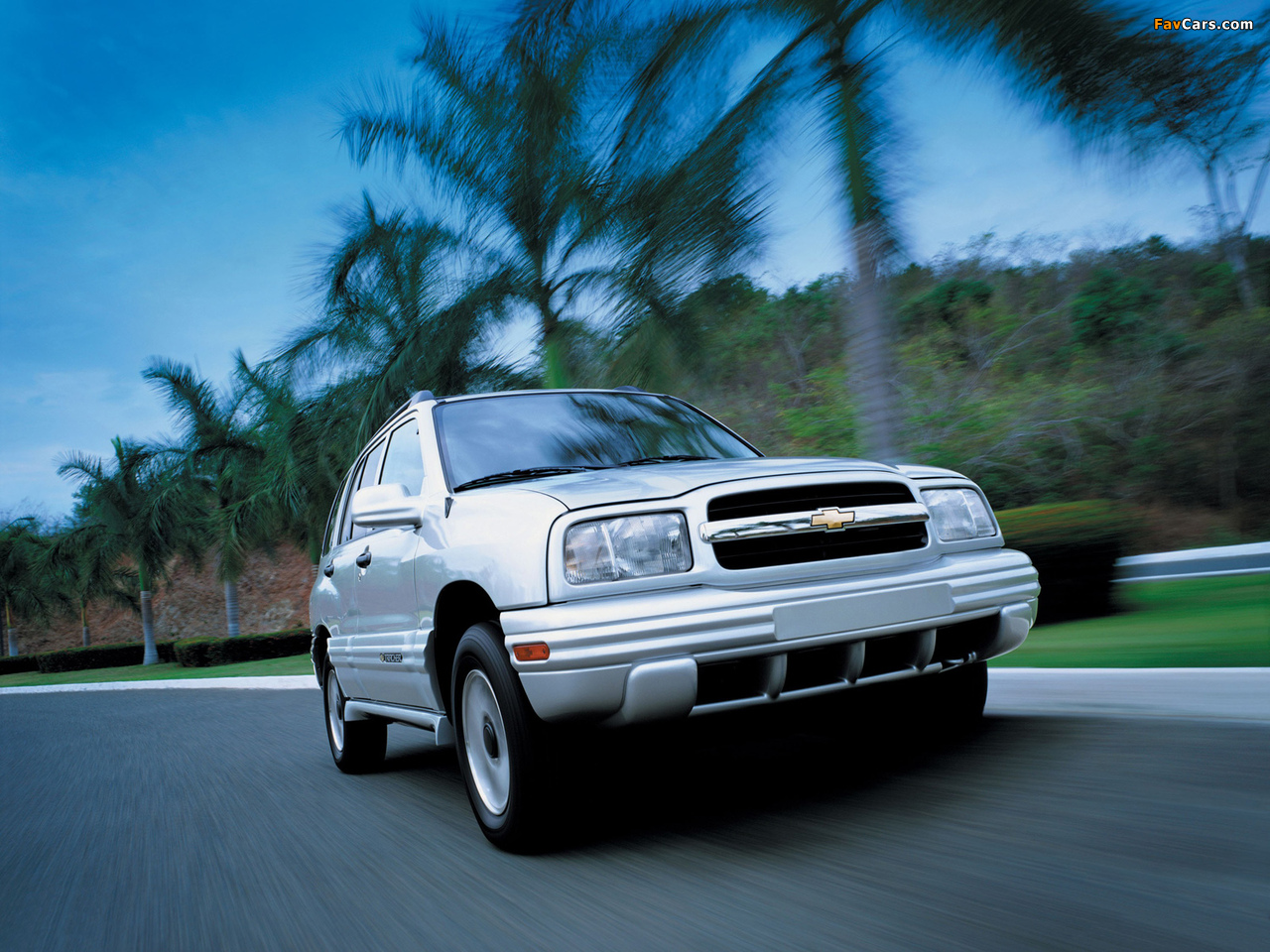 Photos of Chevrolet Tracker 1999–2004 (1280 x 960)