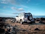 Photos of Chevrolet Tracker 2006