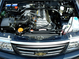 Pictures of Chevrolet Tracker 2006