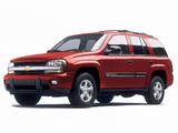 Chevrolet TrailBlazer 2001–05 images