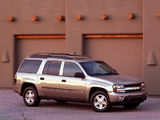 Chevrolet TrailBlazer EXT 2002–05 images