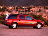 Chevrolet TrailBlazer EXT 2002–05 photos