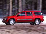 Chevrolet TrailBlazer EXT 2002–05 wallpapers