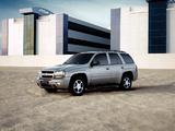 Chevrolet TrailBlazer 2005–08 wallpapers