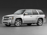 Chevrolet TrailBlazer SS 2006–08 photos