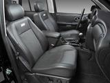 Chevrolet TrailBlazer SS 2006–08 photos