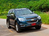 Chevrolet TrailBlazer TH-spec 2012 photos