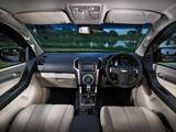 Chevrolet TrailBlazer TH-spec 2012 pictures