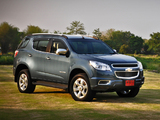 Chevrolet TrailBlazer TH-spec 2012 wallpapers