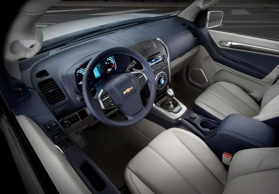 Images Of Chevrolet Trailblazer Concept 2011
