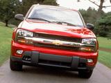 Photos of Chevrolet TrailBlazer 2001–05