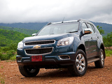 Photos of Chevrolet TrailBlazer TH-spec 2012