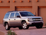 Pictures of Chevrolet TrailBlazer EXT 2002–05