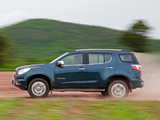 Pictures of Chevrolet TrailBlazer TH-spec 2012