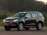 Pictures of Chevrolet TrailBlazer 2012