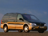 Images of Chevrolet Trans Sport 1997–2005
