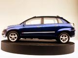 Chevrolet Traverse Concept 2000 images