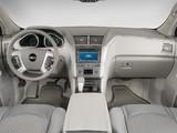 Photos of Chevrolet Traverse LT 2008–12