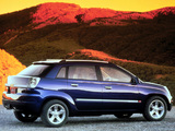 Chevrolet Traverse Concept 2000 wallpapers