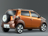 Chevrolet Trax Concept 2007 images