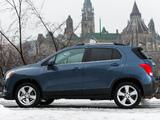 Chevrolet Trax CA-spec 2012 images