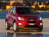 Chevrolet Trax 2012 photos