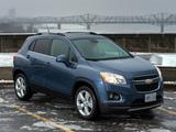 Chevrolet Trax CA-spec 2012 photos