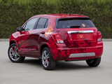 Chevrolet Trax Manchester United 2012 pictures