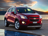 Chevrolet Trax 2012 pictures