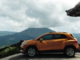 Chevrolet Trax Asia RHD 2017 images