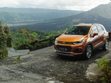 Chevrolet Trax Asia RHD 2017 wallpapers