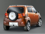Photos of Chevrolet Trax Concept 2007