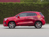 Photos of Chevrolet Trax Manchester United 2012