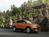Photos of Chevrolet Trax Asia RHD 2017