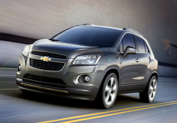 Pictures Of Chevrolet Trax 2012