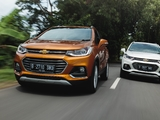 Pictures of Chevrolet Trax Asia RHD 2017