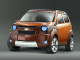 Chevrolet Trax Concept 2007 wallpapers