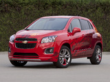 Chevrolet Trax Manchester United 2012 wallpapers