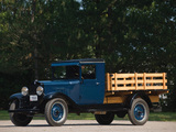 Chevrolet Universal 1-ton Stake Truck (AD) 1930 pictures