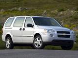 Chevrolet Uplander Cargo Van 2005–08 images