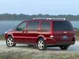 Chevrolet Uplander 2005–08 photos