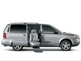 Chevrolet Uplander 2005–08 pictures
