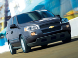 Chevrolet Uplander SWB 2005–08 pictures