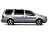 Images of Chevrolet Uplander 2005–08