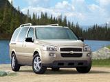 Photos of Chevrolet Uplander 2005–08