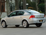 Chevrolet Vectra 2005–09 images