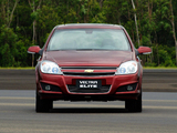 Chevrolet Vectra 2009–11 wallpapers